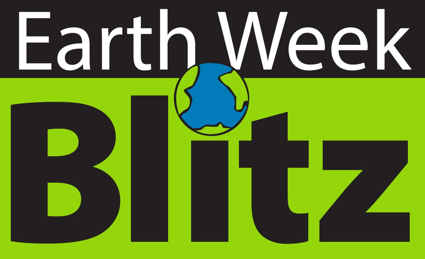 Earth Week Blitz generic logo